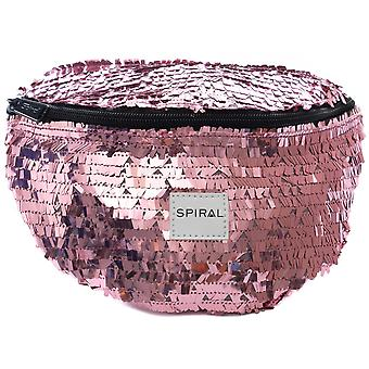 Spirală Harvard Ritz Rose vagabond sac roz 19