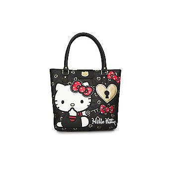 Tote Bag - Hello Kitty - Key To My Heart New Licensed santb1374