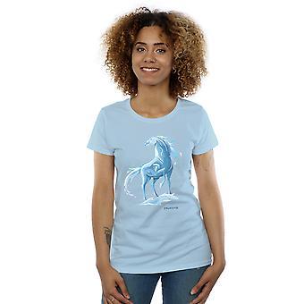 Disney Women's Frozen 2 Nokk The Water Spirit T-Shirt