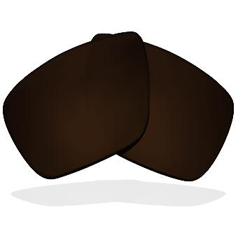 SeekOptics Replacement Lenses for VON ZIPPER LESMORE Polarized Brown UV400