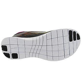 Nike Free 3.0 V5 PNT Women's Shoes Black/Bright Magenta/Red Violet/White 6483...