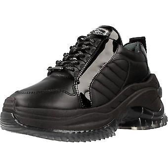 Bronx Shoes Sport / Bronx Chainy Color Black Sneakers