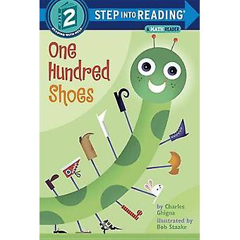 One Hundred Shoes Step Into Reading 2 de Charles Ghigna