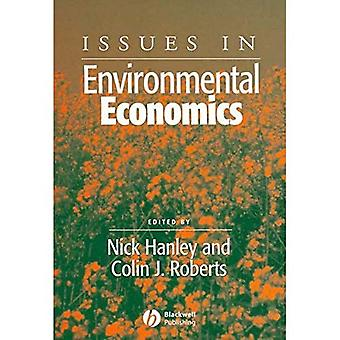 Issues in Environmental Economics (Surveys of Recent Research in Economics)