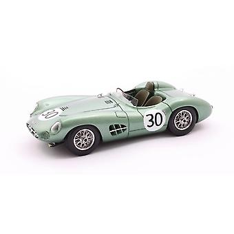 Aston Martin DBR1 (Stirling Moss - Silverstone Sports Car Race 1959) Resin Model Car