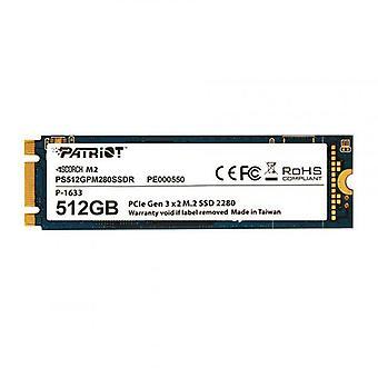 Patriot SCORCH 512GB SSD