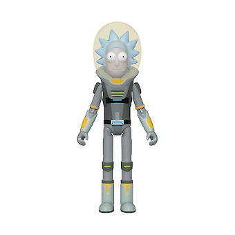 Rick & Morty Space Suit Rick Funko Action Figure