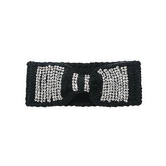 Intrigue Womens/Ladies Embellished Knitted Headband