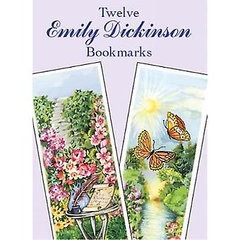 Twelve Emily Dickinson Bookmarks by Dickinson & Emily