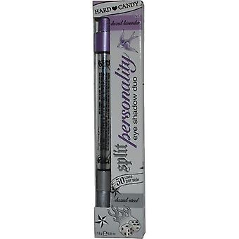 Hard Candy Split Personality Eye Shadow Duo Color Stick 0.90g Dazed Lavender/Steel
