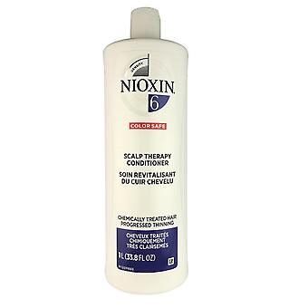 Nioxin system 6 scalp therapy 33.8 oz for the hair
