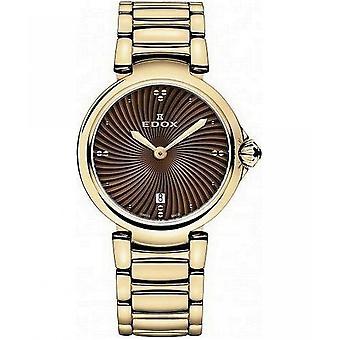 Edox Women's Watch 57002 37RM BRIR
