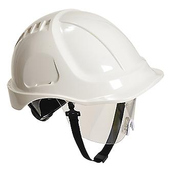 Portwest endurance plus visor helmet pw54