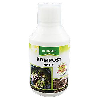 DR. STÄHLER Compost Active, 500 ml