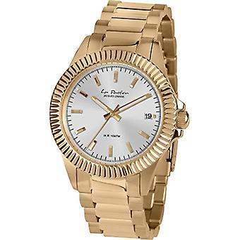 Jacques Lemans Ladies Quartz analogue watch with stainless steel band LP-125R