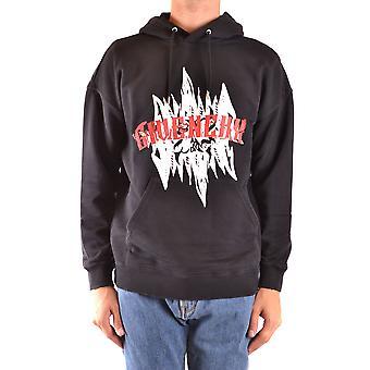 Givenchy Ezbc010032 Männer's schwarze Baumwolle Sweatshirt