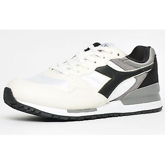 Diadora Intrepid NYL Heritage White / Black / Frost Grey