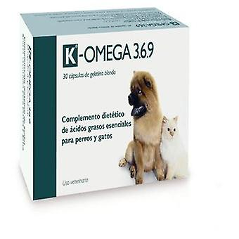 Karizoo K-30 Omega 3.6.9 Capsules (Dogs , Supplements)