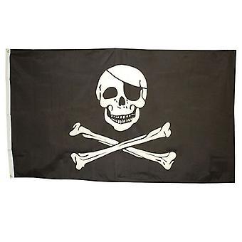 Skull & Xbones Flag 3' x 5'