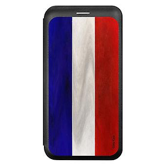 Fodral för iPhone Xr Motif fransk flagga
