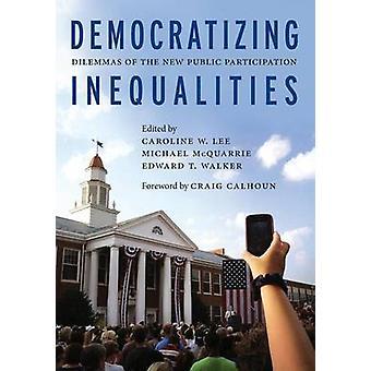 إضفاء الطابع الديمقراطي على أوجه عدم المساواة