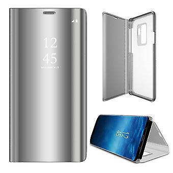 Huawei Nova 5T - Älykäs kirkas näkymäkotelo - hopea