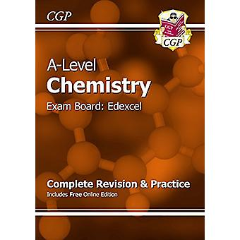 A-Level Chemistry - Edexcel Year 1 & 2 Complete Revision & Pra