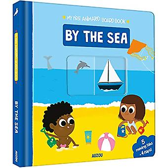 My Animated Board Book - By the Beach by Deborah Pinto - 9782733871799