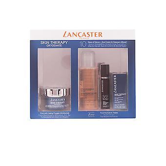 Lancaster Skin Therapy Oxygenate Anti Ageing Oxygen Moisturiser 50ml + 3 x Exclusive Treats