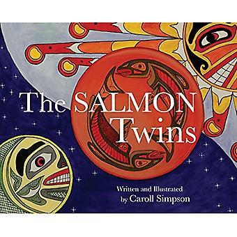 SALMON TWINS (Coastal Spirit Tales)