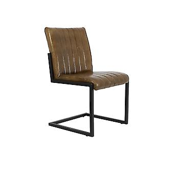 Light & Living Dining Chair 51x61x88cm Kobi Antique Brown