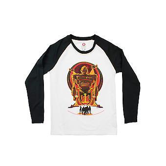 Officiële Ready Player One Iron Giant Raglan T-Shirt