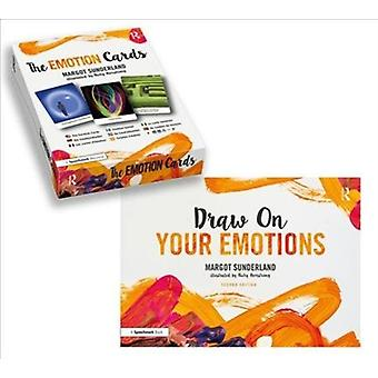 Draw On Your Emotions book and The Emotion Cards by Margot Sunderland