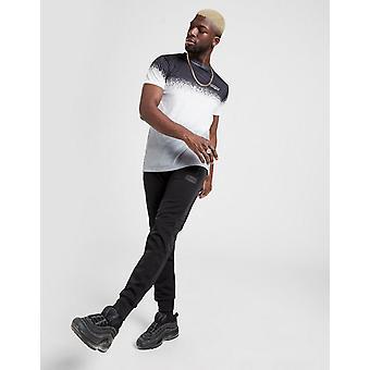 New McKenzie Men's Adley Poly Fleece Track Pants Black