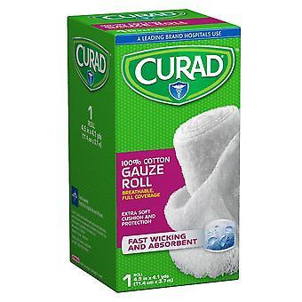 Curad bandage roll, 4.5 inch x 4.1 inch, 1 ea