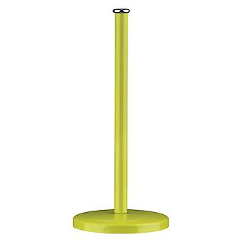 Premier Housewares Kitchen Roll Holder, Lime groen metaal