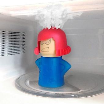 Dühös mama-mikrohullámú sütő tisztító