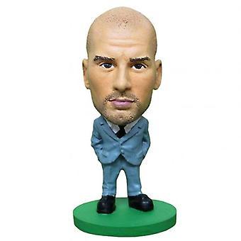 Manchester City SoccerStarz Guardiola