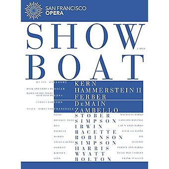 Show Boat [DVD] USA import