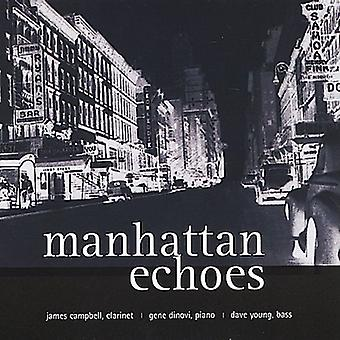 Campbell/Dinovi/Young - Manhatten Echoes [CD] USA import