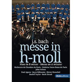 Bach: Messe in H-Moll / Mass in B Minor [DVD] USA import