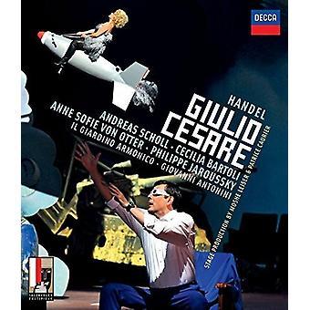 Importación de USA de Giulio Cesare [Blu-ray]