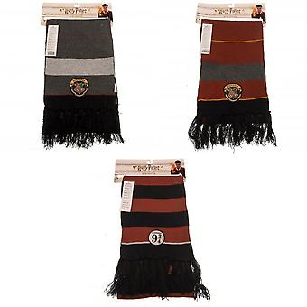Harry Potter Unisex Adults Hogwarts Scarf