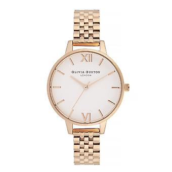 Olivia Burton Watches Ob16dew01 Demi Rose Gold Bracelet Watch