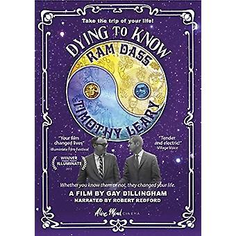 Dying to Know: Ram Dass & Timothy Leary [DVD] USA import