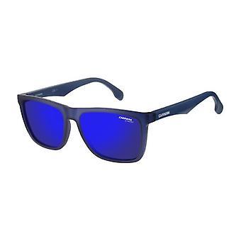 Carrera 5041/S RCT/XT Matte Blue/Blue-Sky Mirror Óculos de Sol