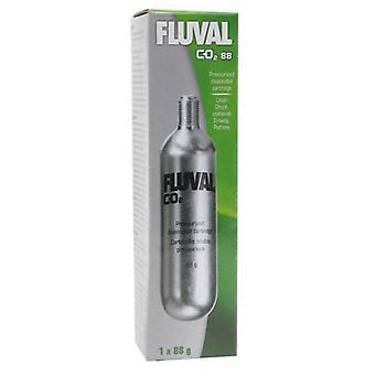 Fluval FLUVAL CO2 RECAMBIO 1 PC (Fish , Aquarium Accessories , Carbon Dioxide)