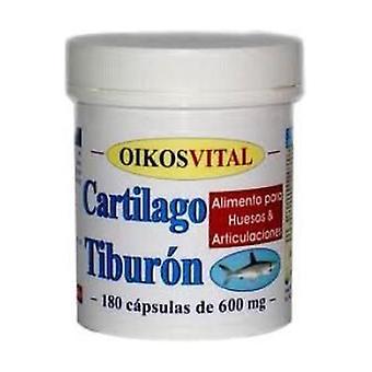 Shark Cartilage Plus 180 capsules
