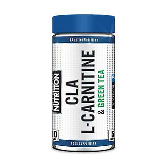CLA L-Carnitine & Green Tea 100 softgels
