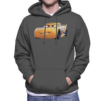 Disney Cars Cruz Ramirez Smirk Hommes-apos;s Sweatshirt à capuchon